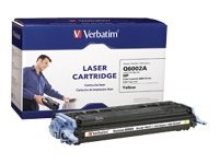 Verbatim Q6002A Yellow Toner Cartridge for HP