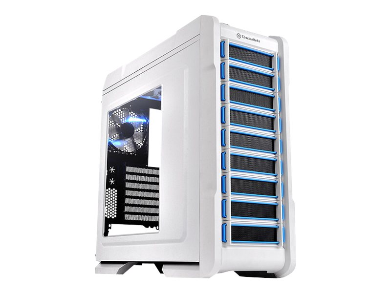 Thermaltake Chassis, Chaser A31 Mid Tower ATX Gaming Case, Snow