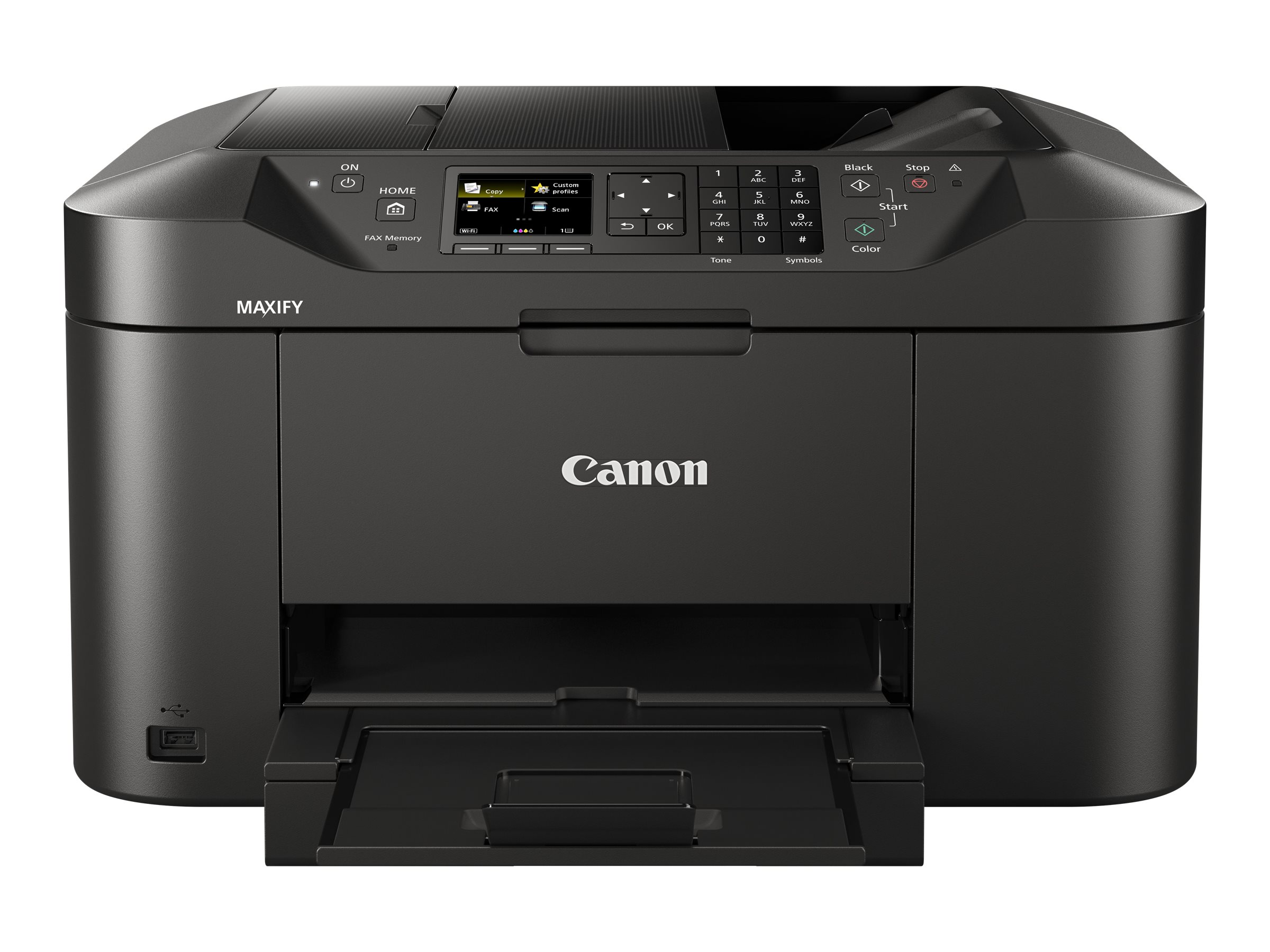 Canon MAXIFY MB2120 Wireless Home Office All-In-One Printer, 0959C002