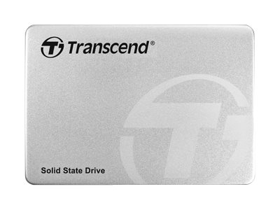Transcend 64GB SSD370 SATA 6Gb s 2.5 MLC 2.5 Internal Solid State Drive - Aluminum, TS64GSSD370S, 30804675, Solid State Drives - Internal