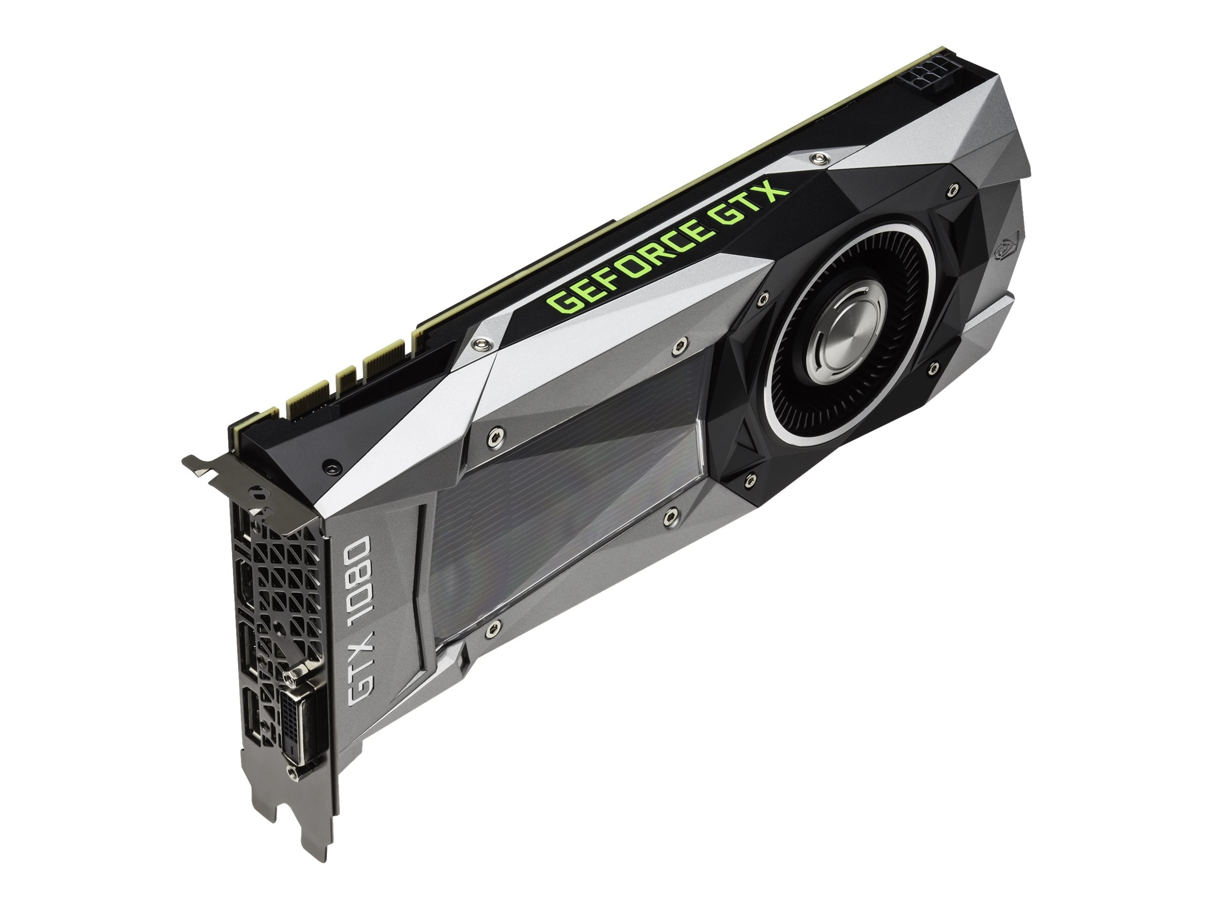 PNY GeForce GTX 1080 PCIe 3.0 x16 Founders Edition Graphics Card, 8GB GDDR5X