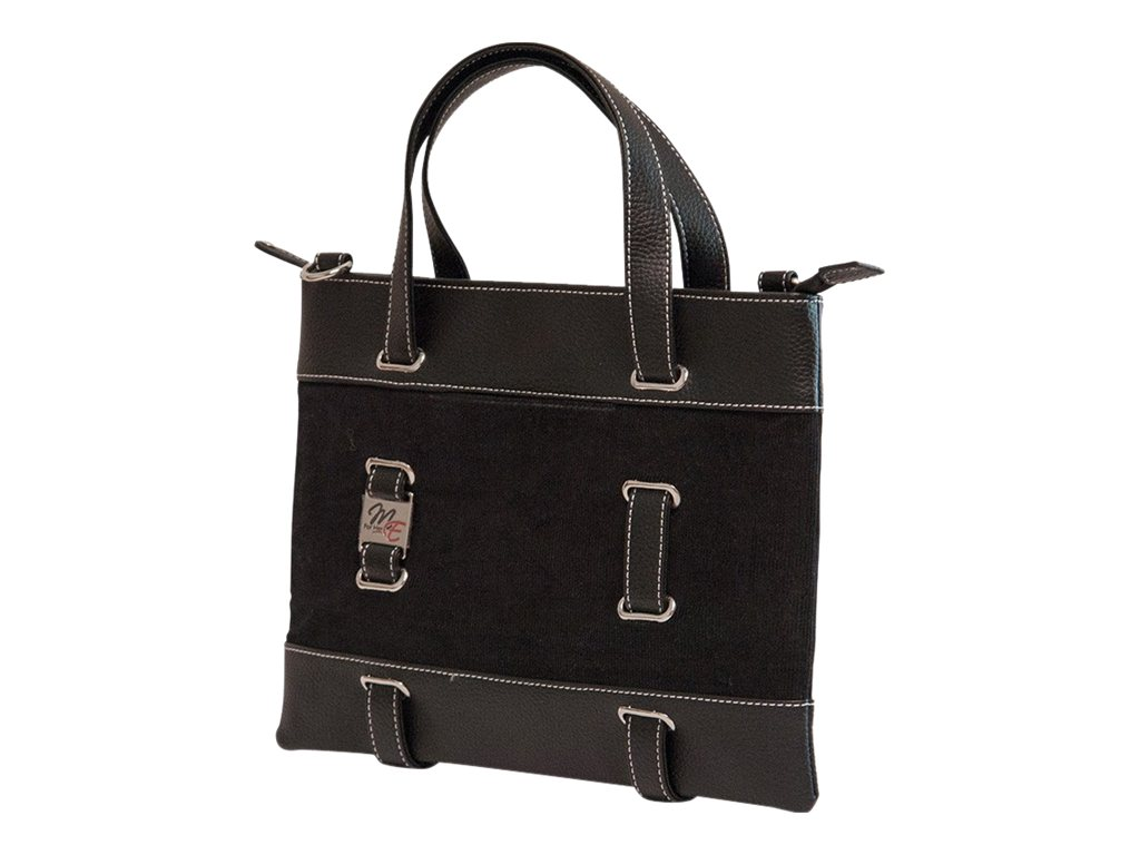 Mobile Edge Corduroy Tablet Tote, Black