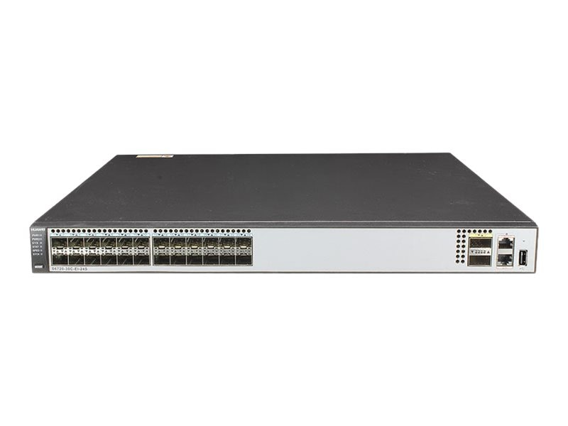 Huawei S6720-30C-EI-24S Network Switch Bundle, S6720-30C-EI-24S-AC