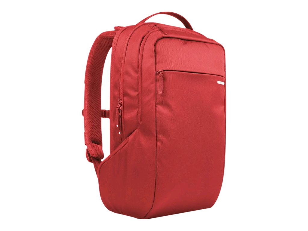 Incipio Incase Icon 15.6 Laptop Backpack, Red