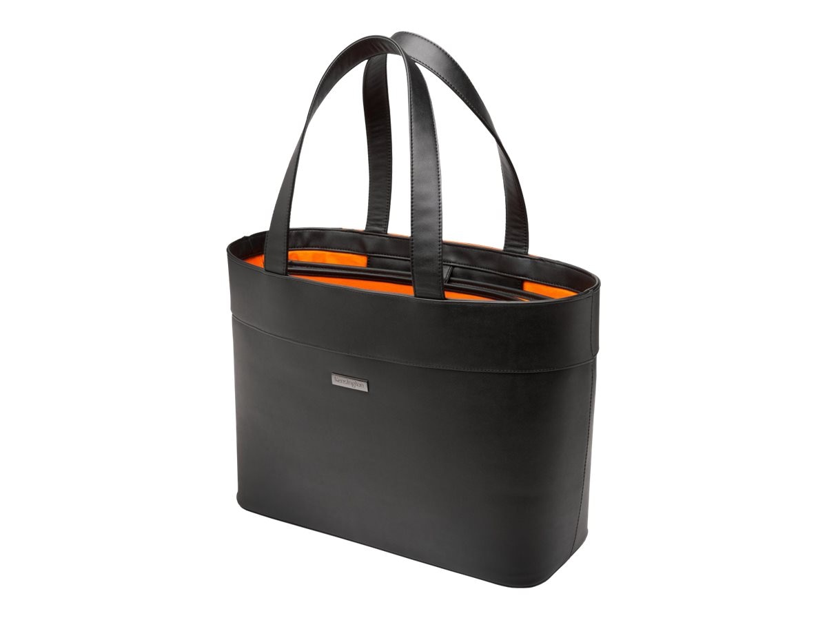 Kensington Jacqueline LM650 Laptop & Tablet Tote, Black