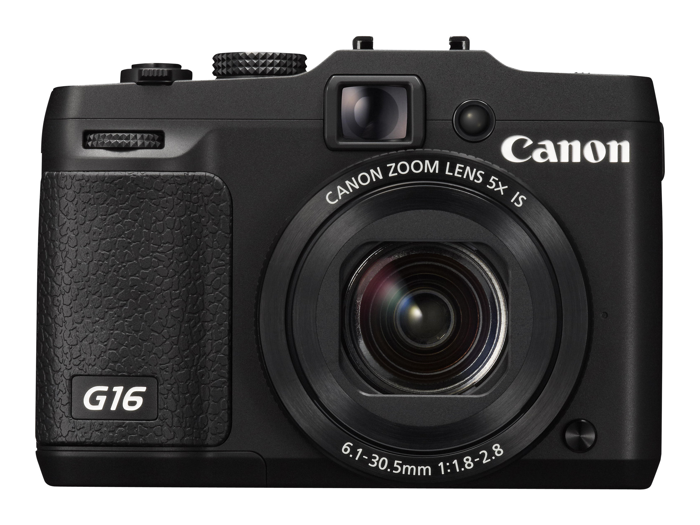 Canon Powershot G16 Camera, 12.1MP, Black