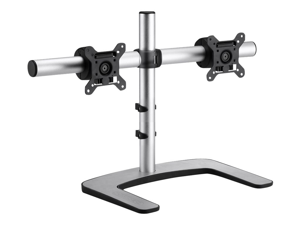 Atdec Horizontal Dual Mount for 12-24 Flat Panel Monitors, VFS-DH/TAA, 10912337, Stands & Mounts - AV