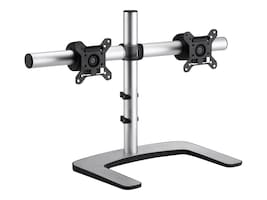 Atdec Horizontal Dual Mount for 12-24 Flat Panel Monitors, VFS-DH, 10906631, Stands & Mounts - AV
