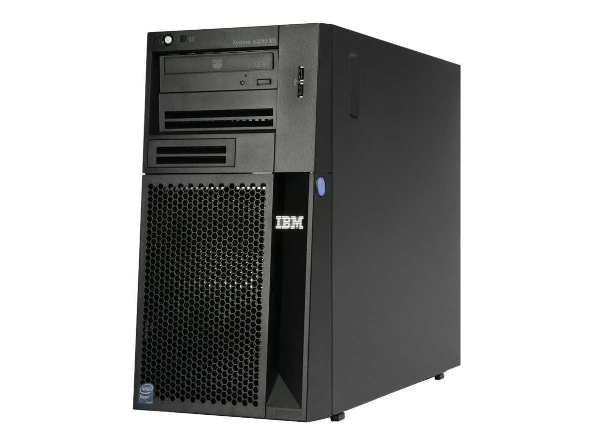 Lenovo System x3200 M3 2.67GHz 8GB, 7328E4U, 31236104, Servers