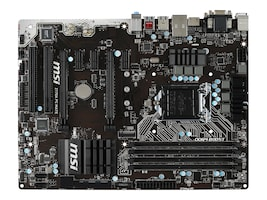 Microstar Motherboard, Z170A PC Mate, Z170A PC Mate, 27269940, Motherboards