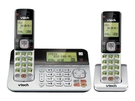 Vtech 2-Handset Cordless Answering System with Dual Caller ID Call Waiting, CS6859-2, 16298163, Telephones - Consumer