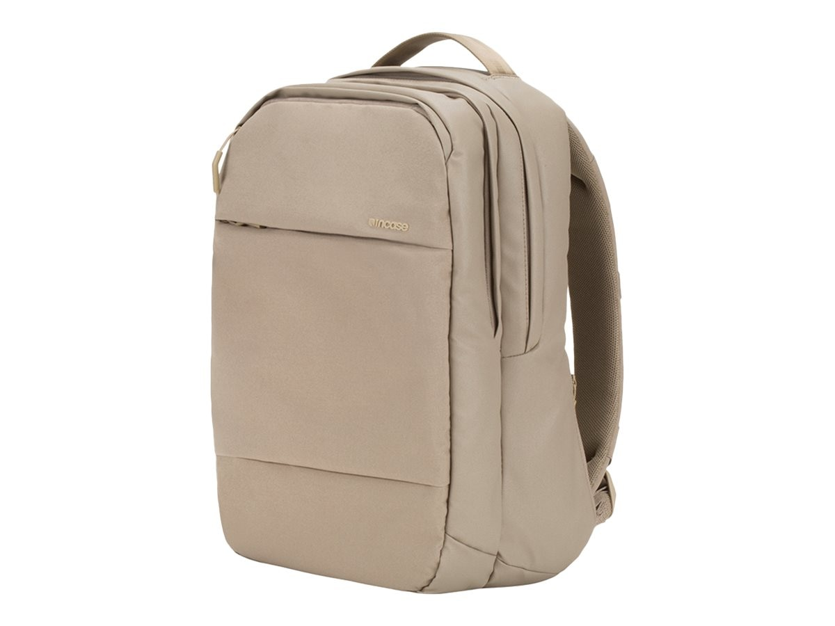 Incipio Incase City Collection 17 Laptop Backpack, Dark Khaki