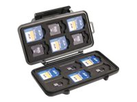 Pelican 0915 SD Memory Hard Case, 0910-015-110, 15260500, Media Storage Cases