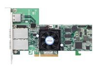 Areca Technology Dual Core 6G SAS 2.0 Low-Profile RAID Card