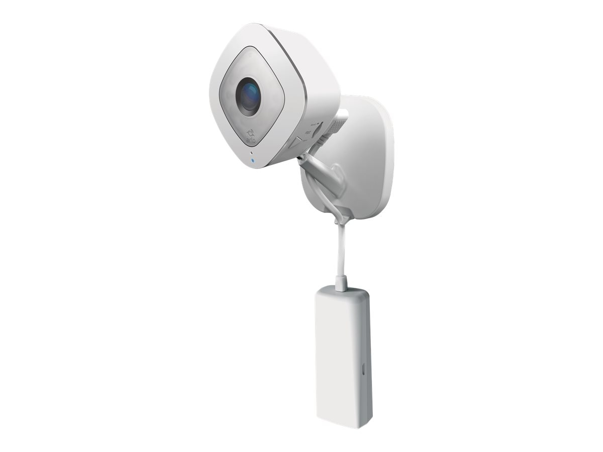 Netgear Arlo Q Plus 1080p HD Security Camera with Audio, Ethernet, and PoE, VMC3040S-100NAS