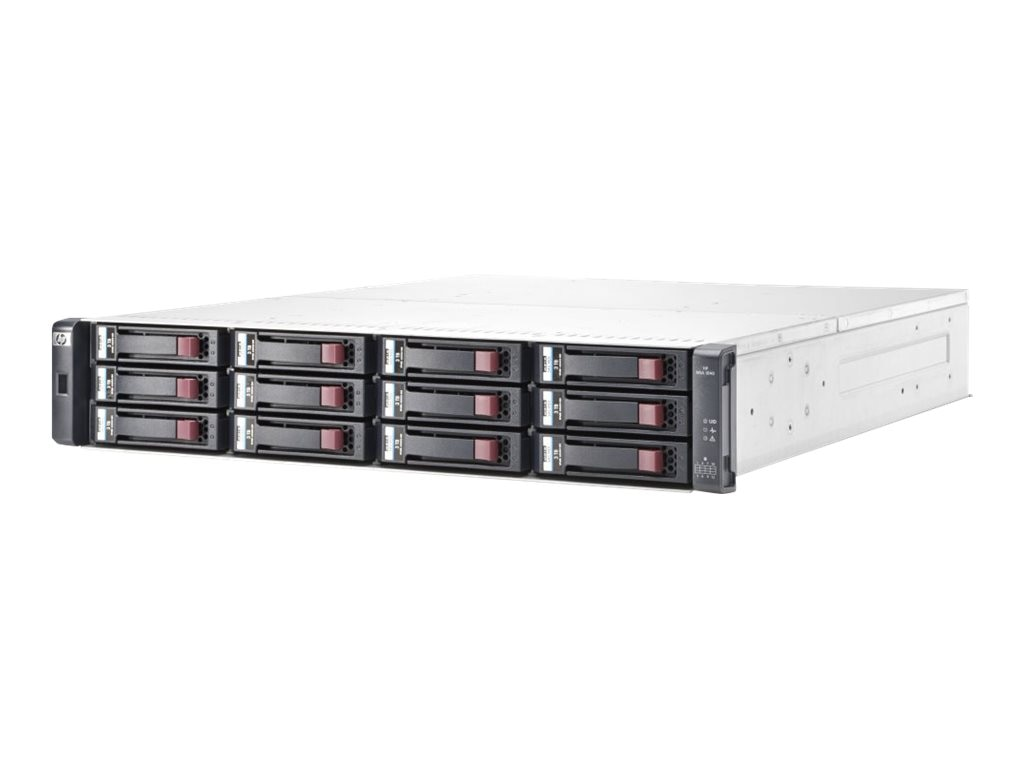 HPE MSA 1040 2-Port 1G ISCSI DC LFF Storage, E7W01A, 17005801, SAN Servers & Arrays