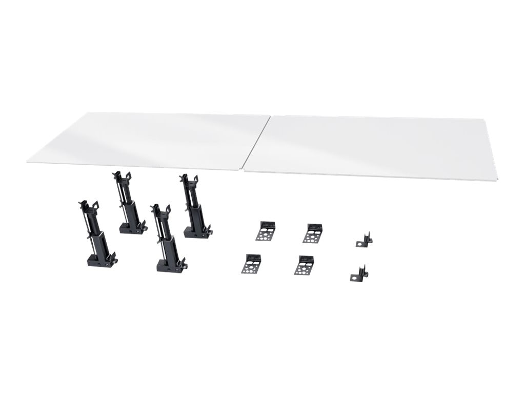 APC Adjustable Mounting Support, 152 - 241mm (6 - 9.5) - V0, ACDC2201, 16003812, Rack Cooling Systems