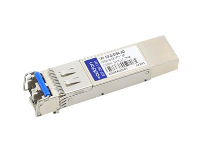 ACP-EP SFP+ 10-GIG LR DOM LC 10KM LR TAA Transceiver (ZTE SFP-10GE-S10K Compatible)
