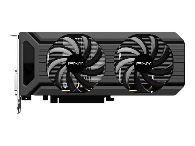 PNY GeForce GTX 1060 PCIe Graphics Card, 3GB GDDR5, VCGGTX10603PB