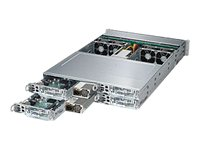 Supermicro Barebones, SuperServer (4x) DP Nodes in 2U