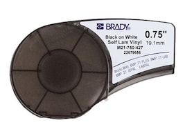 Brady 0.75 x14' Labels for BMP21, M21-750-427, 14331695, Paper, Labels & Other Print Media