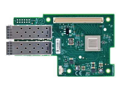 Mellanox ConnectX-3 Pro EN 2-Port 10GbE SFP+ Adapter for OCP, MCX342A-XCPN, 22252815, Network Adapters & NICs