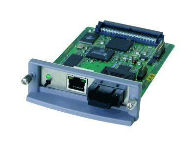 Seh PS26 JetDirect Fast 100BASE-FX Fiber Server, M04222, 6527031, Network Print Servers