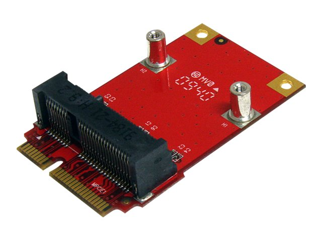 StarTech.com Half-Size to Full-Size Mini PCI Express Adapter, HMPEXADP
