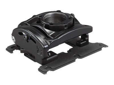Chief Manufacturing RPA Elite Custom Projector Mount with Keyed Locking (C version), Black, RPMC215