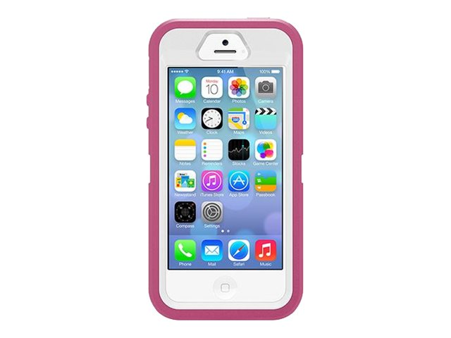 OtterBox Defender for iPhone 5S & 5, Papaya