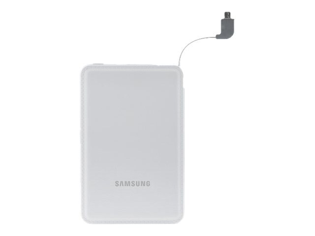 Samsung Universal Battery Pack 3100mAh, White, EB-P310SIWESTA, 30947537, Batteries - Other