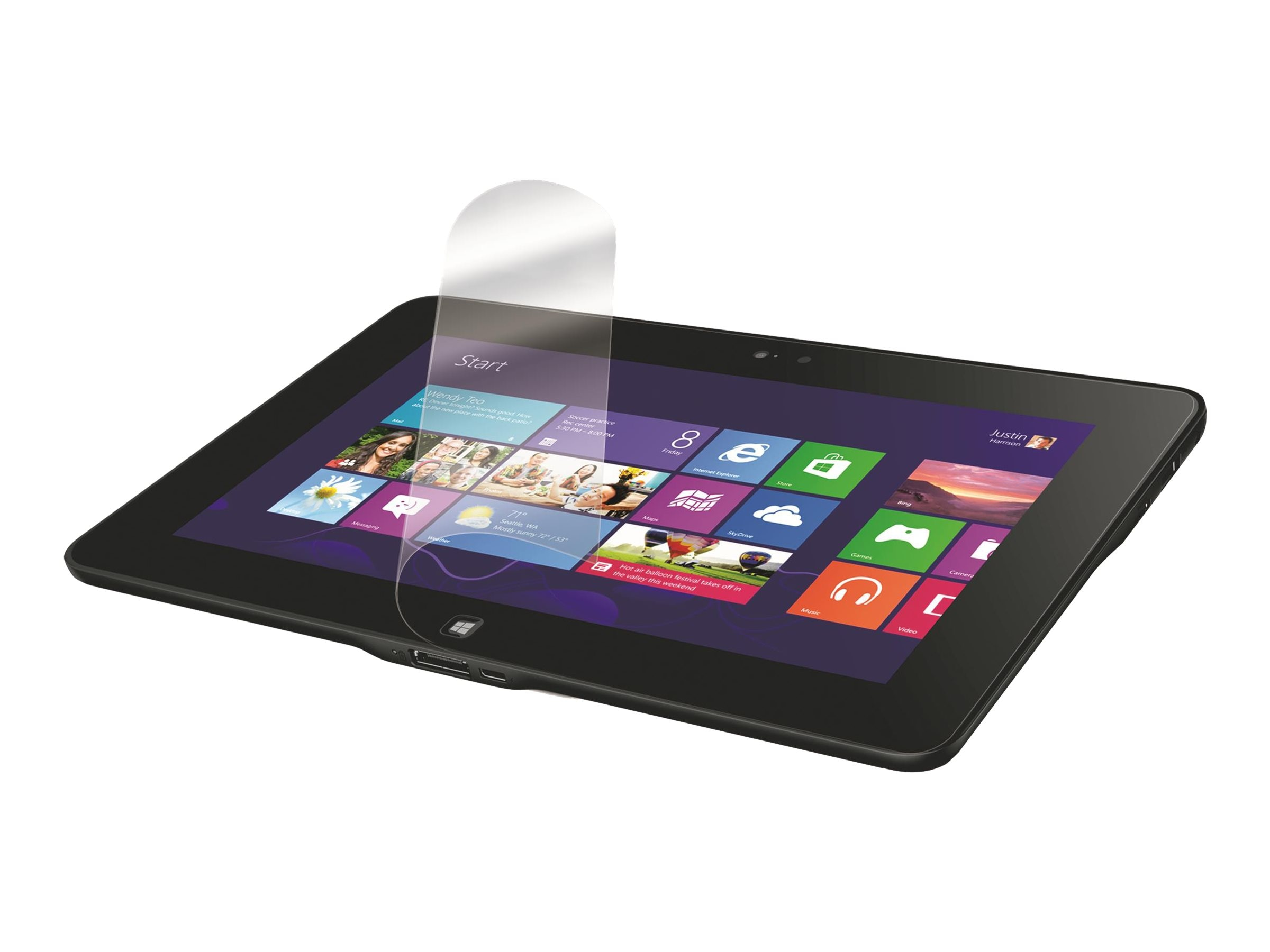 3M Anti-glare screen protector for Dell Venue 10 Pro, AGTDE001