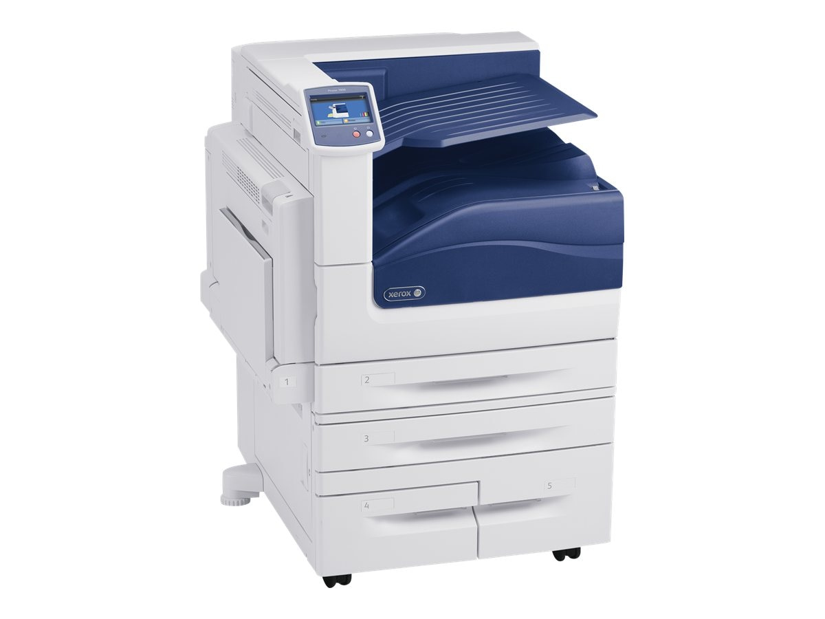 Xerox Phaser 7800 DXS Tabloid Color Printer, 7800/DXS