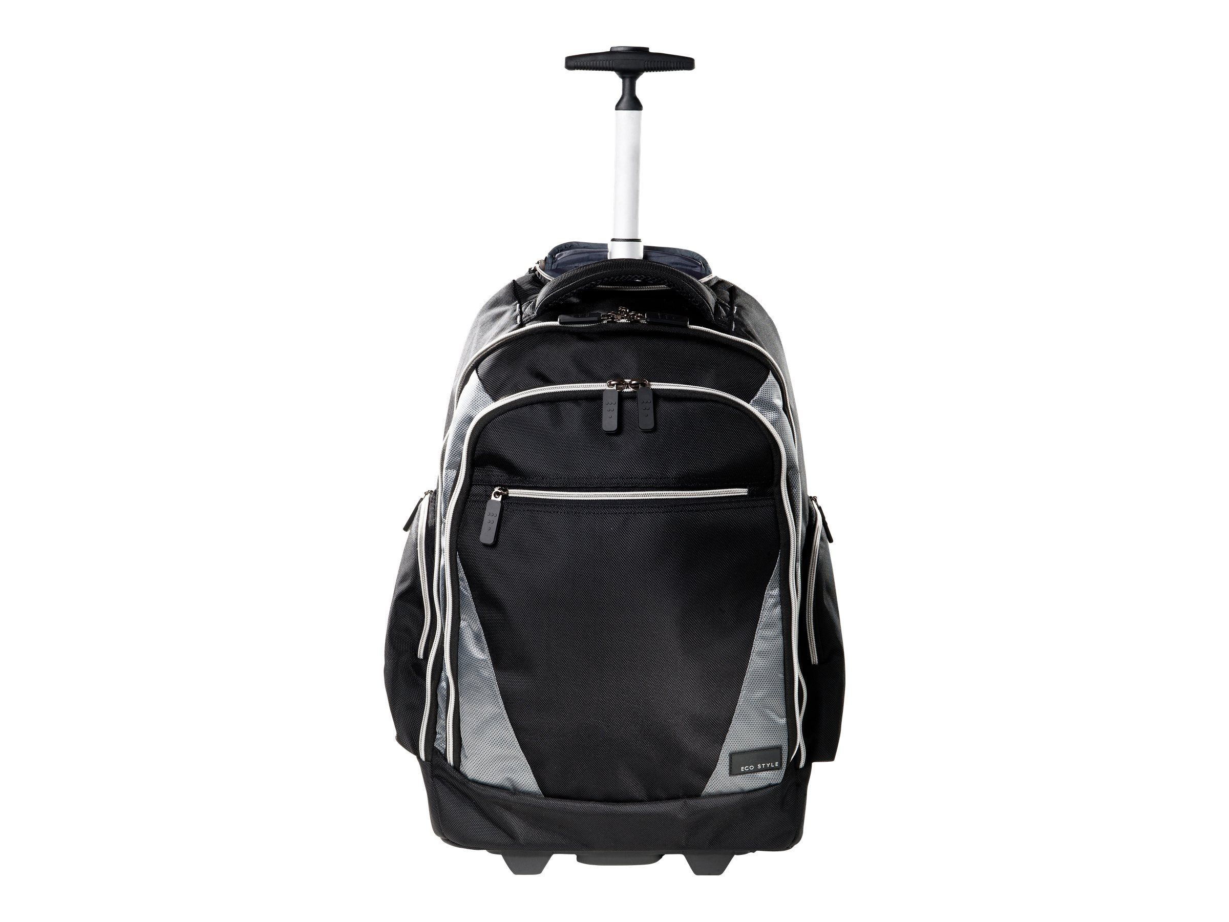 Eco Style Sports Voyage Rolling Backpack, EVOY-RB17, 17988588, Carrying Cases - Other
