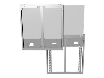 InFocus Vertical Wall Lift for 145.2 to 209 Pound Displays