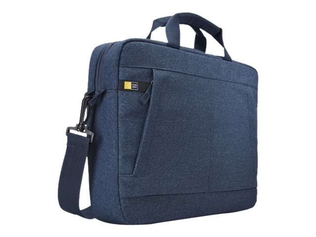 Case Logic Huxton 14 Laptop Attache, Midnight Navy