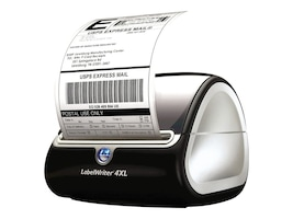 DYMO LabelWriter 4XL Label Printer - Black, 1755120, 10767926, Printers - Label
