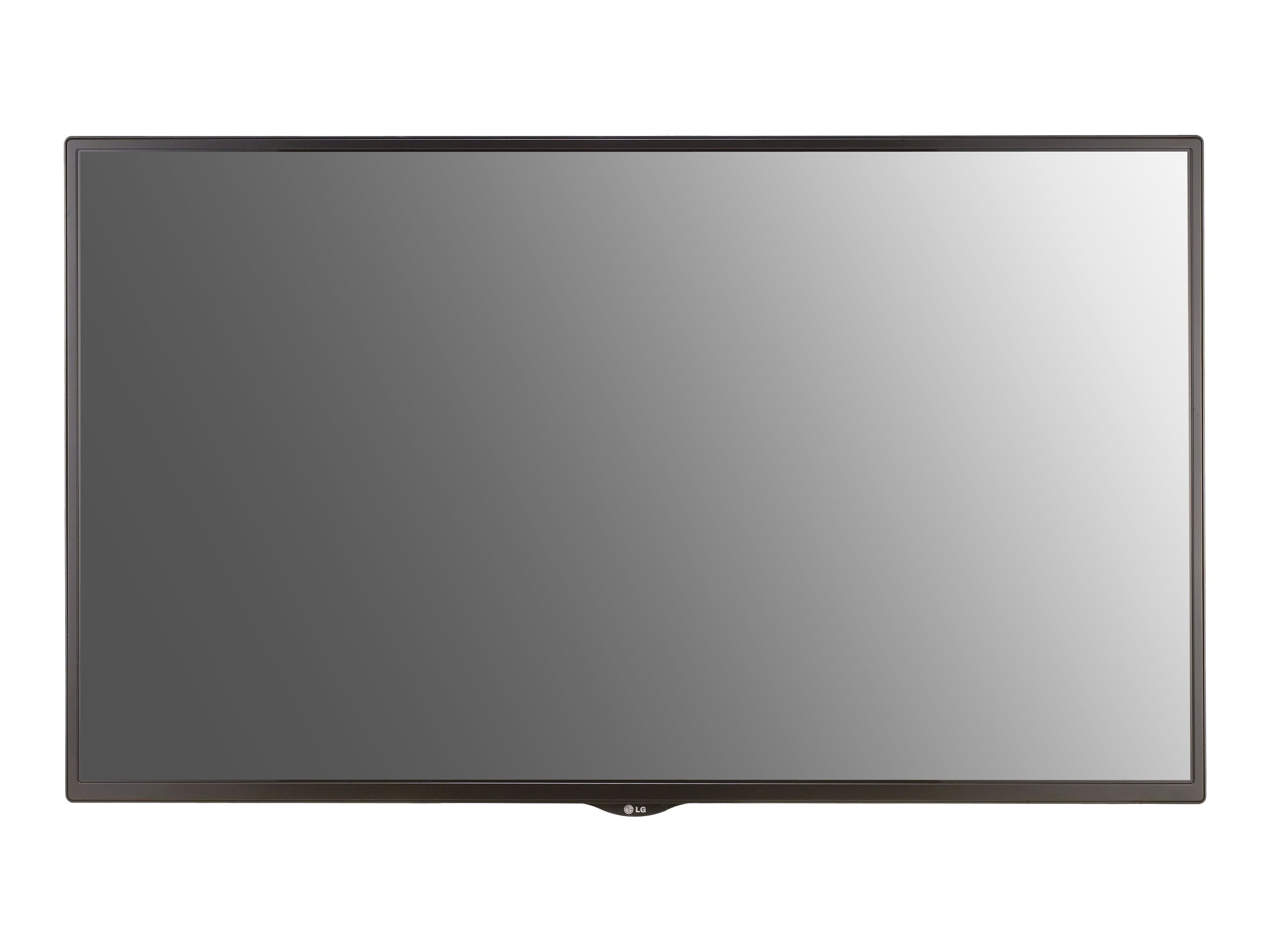 LG 43 Full HD LCD Monitor, 450 Nits, 18 7