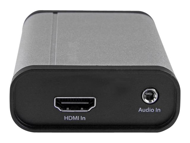 StarTech.com USB 3.0 1080p Capture Device for High-Performance HDMI Video, USB32HDCAPRO