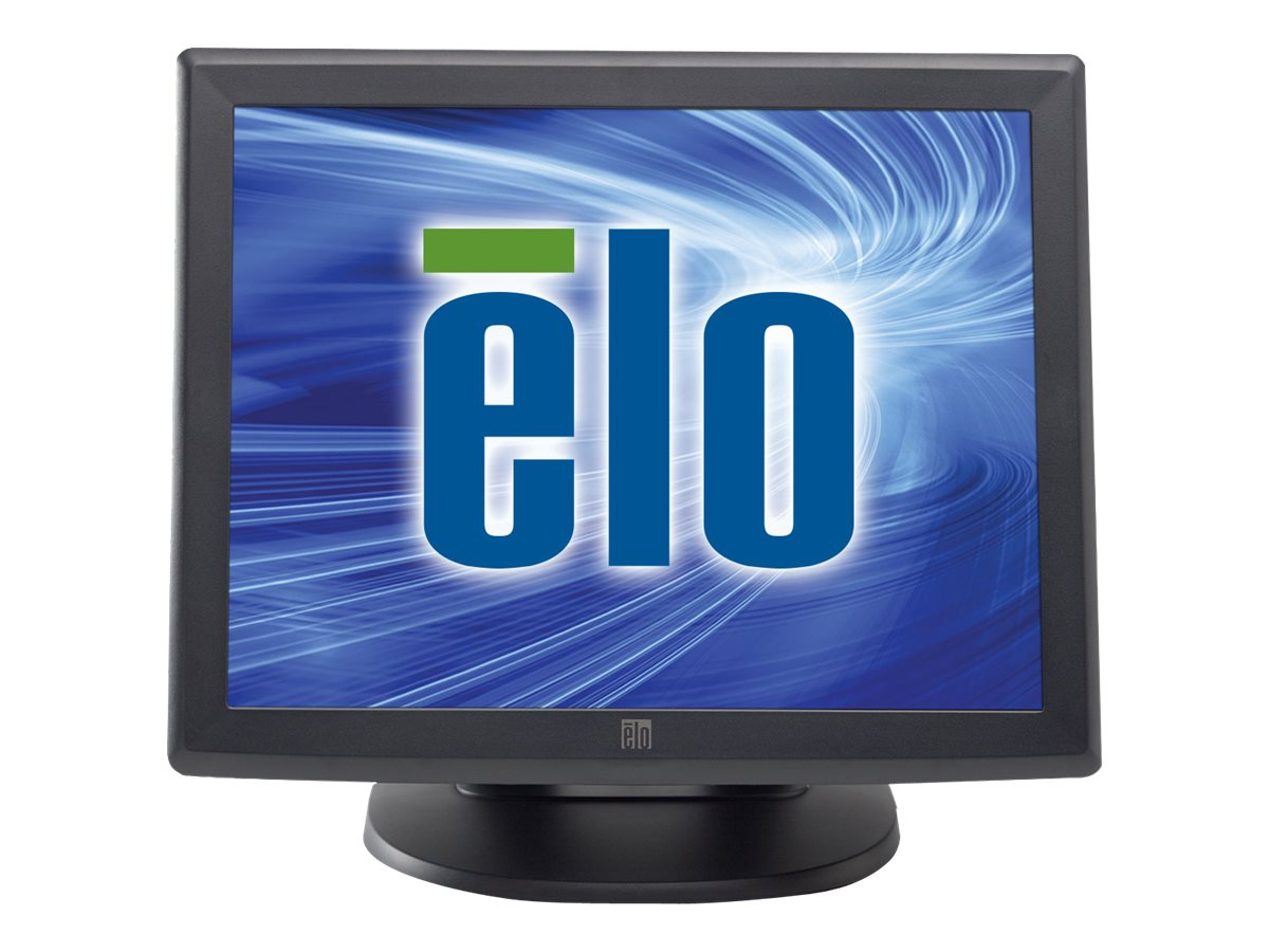 ELO Touch Solutions 15 1515L AccuTouch LCD Desktop Monitor, USB Serial, RoHS, E210772