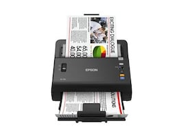 Epson WorkForce DS-760 45ppm 80-page ADF Document Scanner, B11B222202, 16959451, Scanners