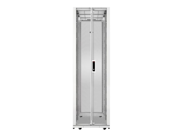 APC Netshelter SX 42U 600mm Wide x 1200mm Deep Enclosure, White, AR3300W