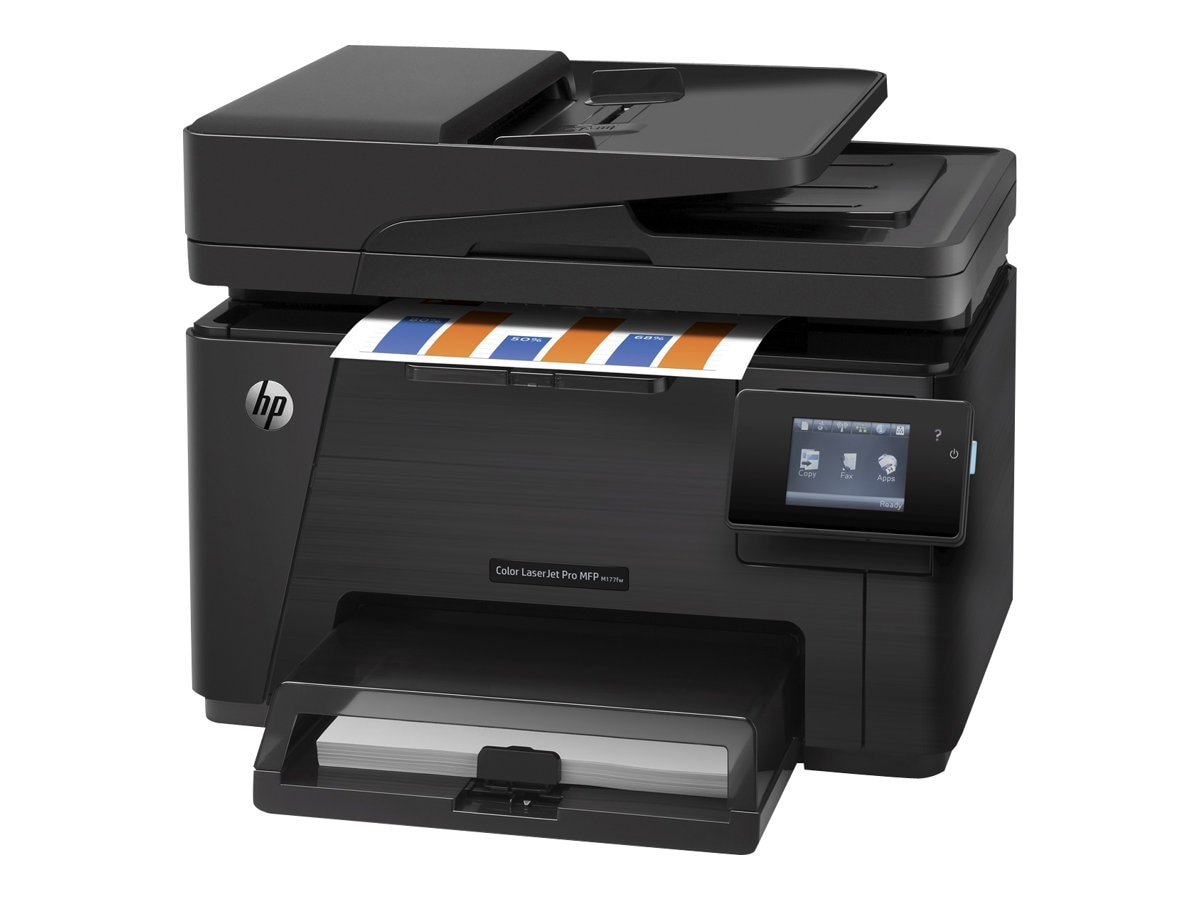 Refurb. HP Color LaserJet Pro MFP M177fw, CZ165AR#BGJ, 17561269, MultiFunction - Laser (color)