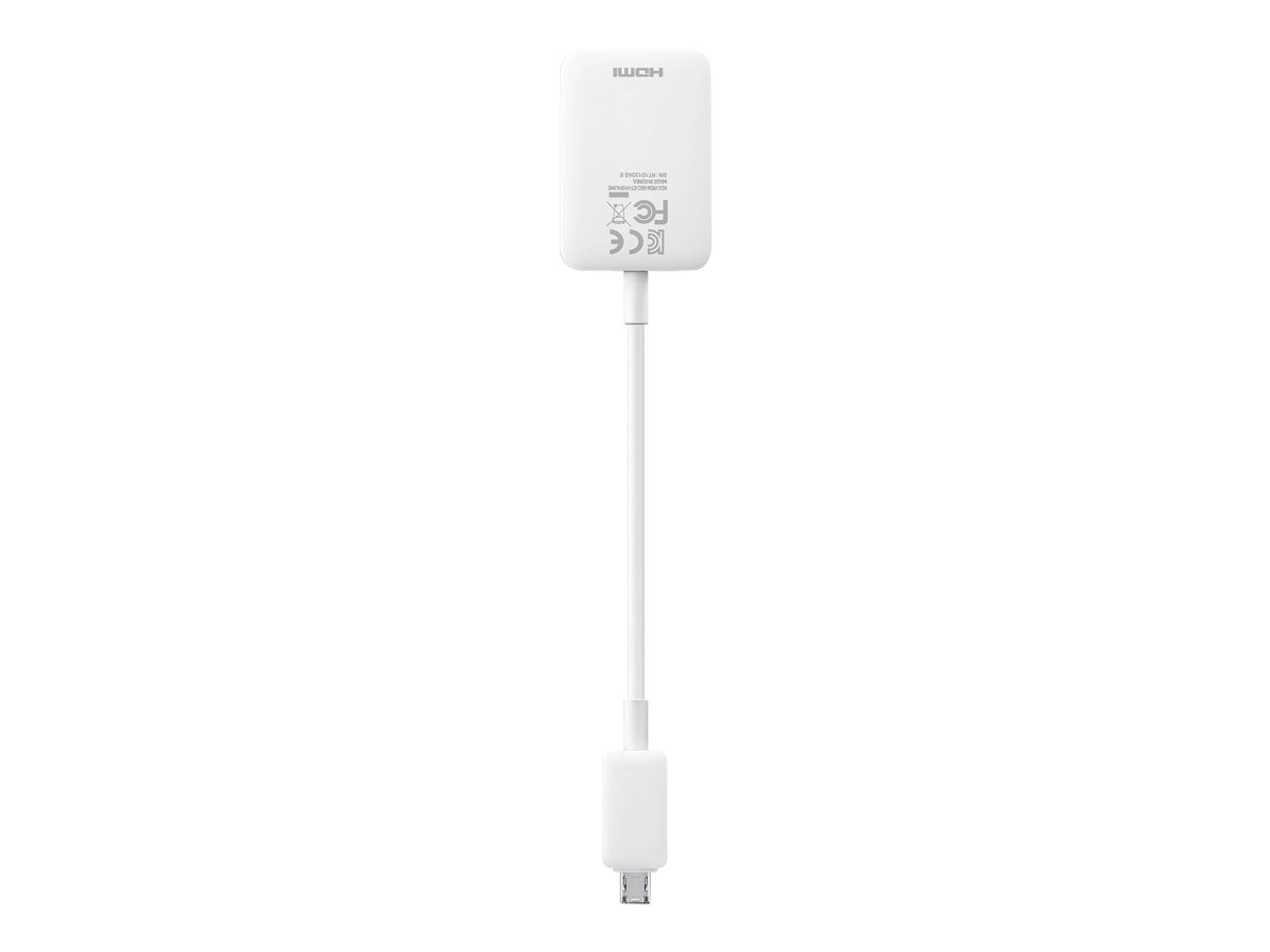 Samsung 11-pin HDMI Adapter, White, ET-H10FAUWEGUJ