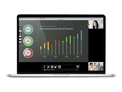 Lifesize Cloud 1-350 Users - 1-year, 3000-0000-0134, 21160100, Software - Audio/Video Conferencing