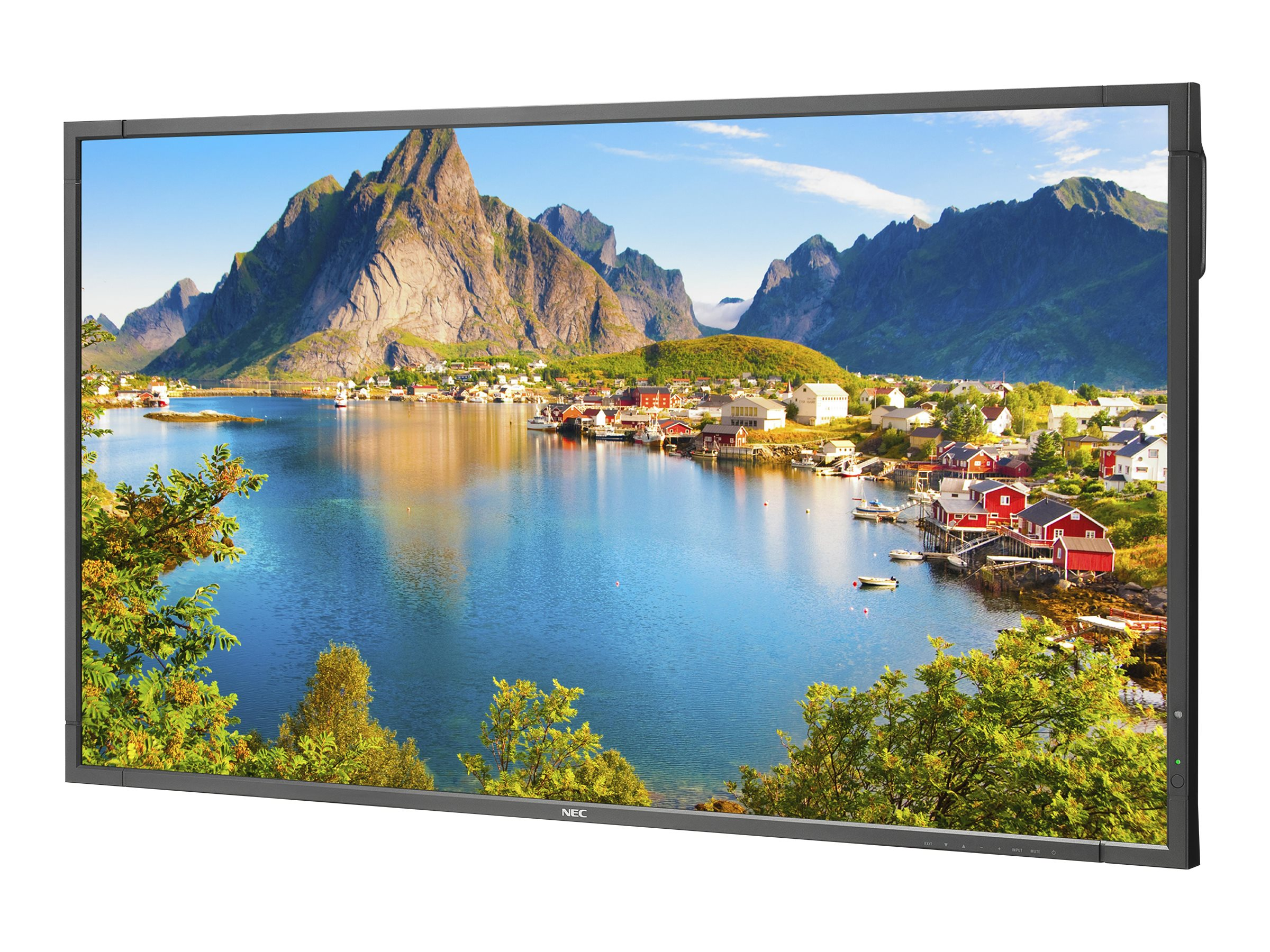 NEC 80 E805 Full HD LED-LCD Commercial Display, Black, E805