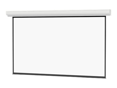 Da-Lite Contour Electrol Projection Screen, Matte White, 4:3, 72