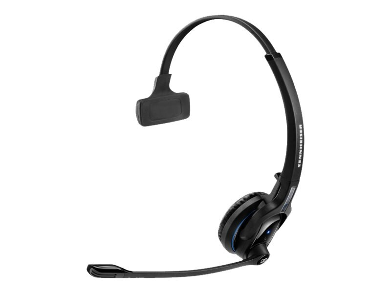 Sennheiser MB PRO1 ML Bluetooth Single Sided Wireless Headset w  Dongle Lync, 506043
