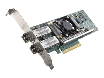 Dell QLogic 57810S 2-Port 10GB SFP+ LP CNA, 540-BBDX