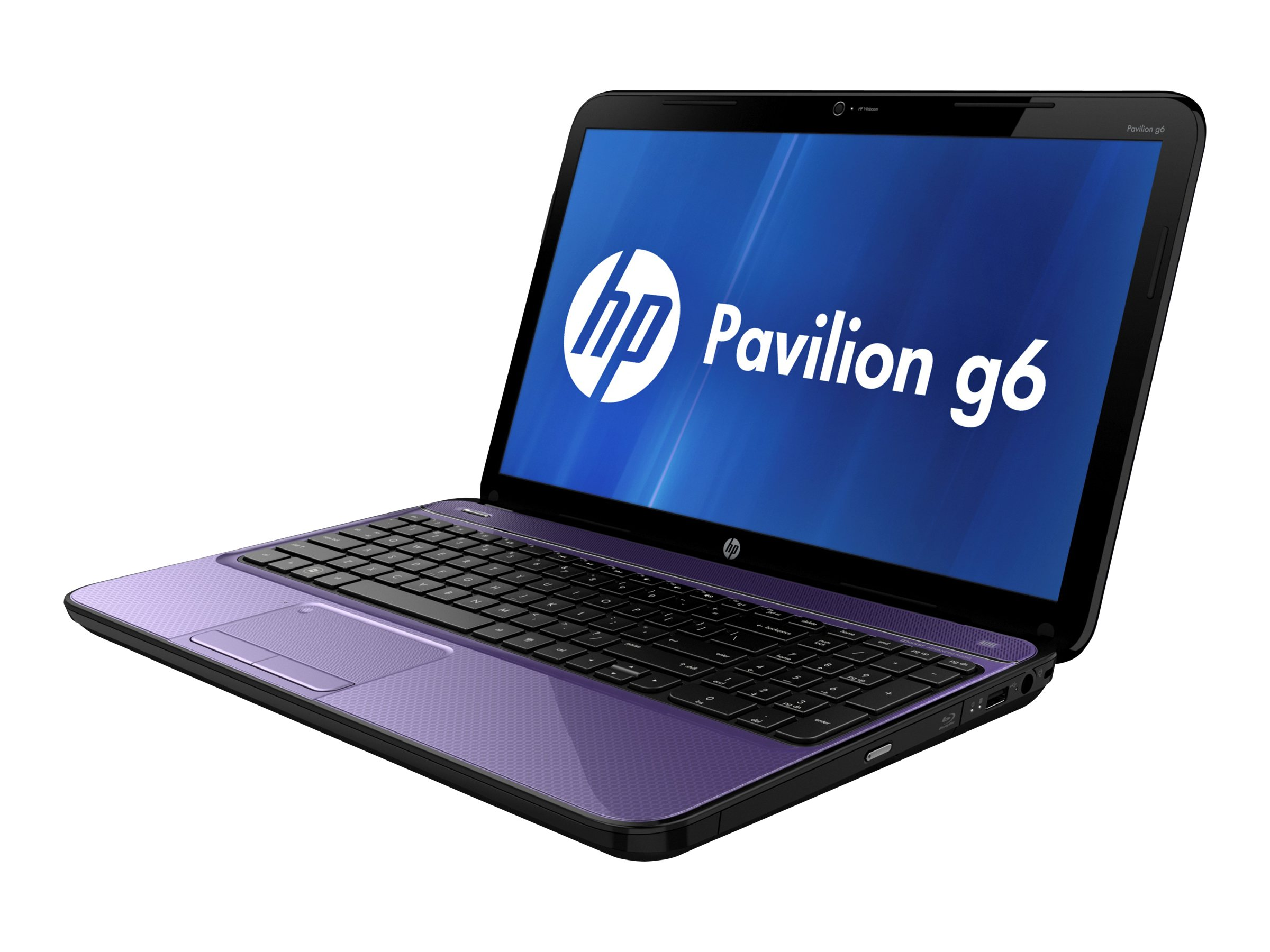 HP Pavilion Core i3-2350M 4GB 500GB 15.6 Red